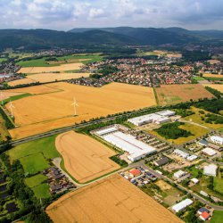 16,312 m² in the Bad Harzburg-Nord commercial estate