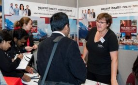New Zealand healthcare recruiters come to Emigratiebeurs