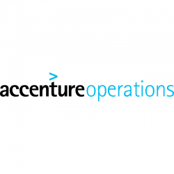 different roles in Accenture Operations, Ireland