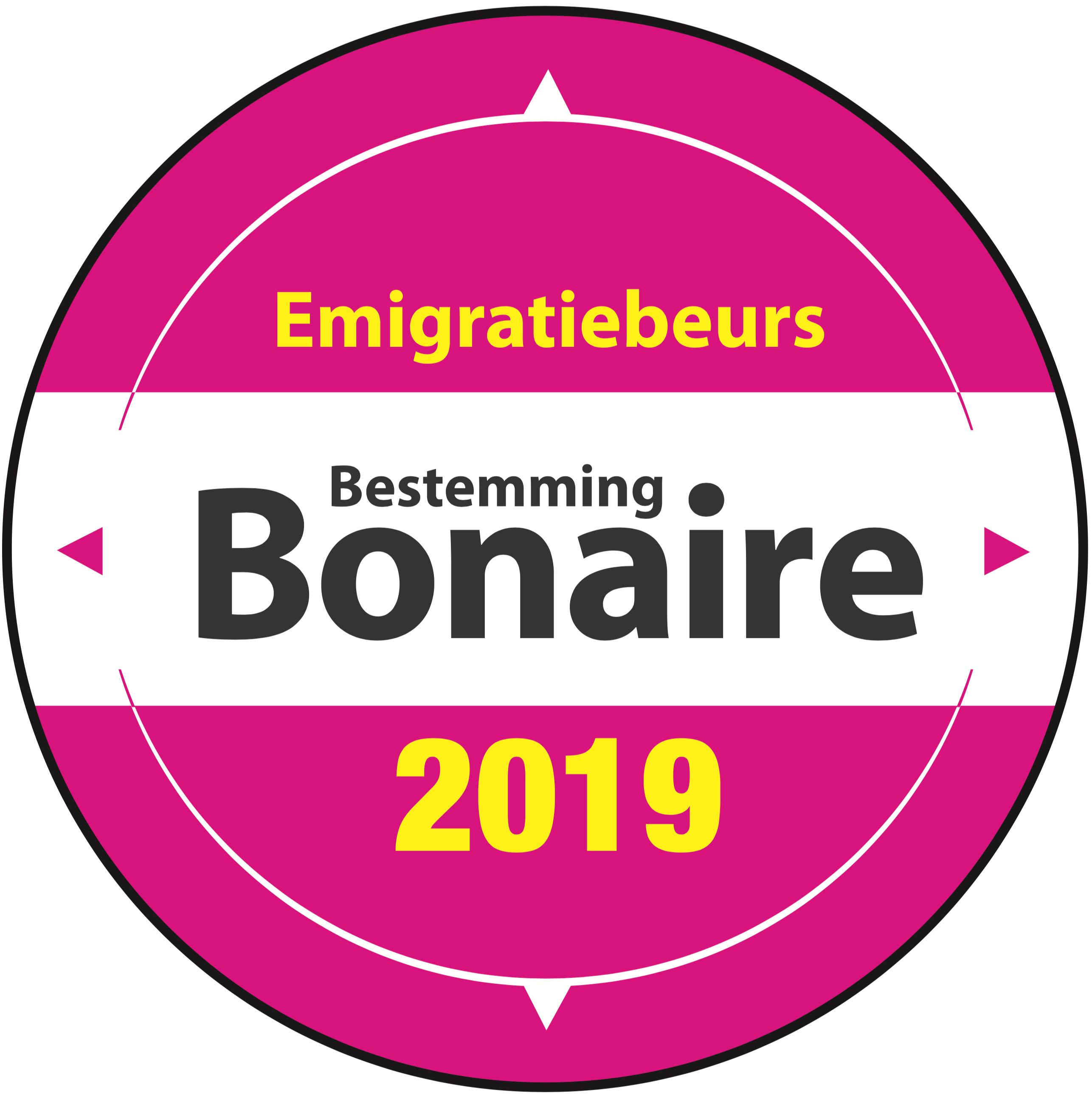 2019_sticker_Bonaire