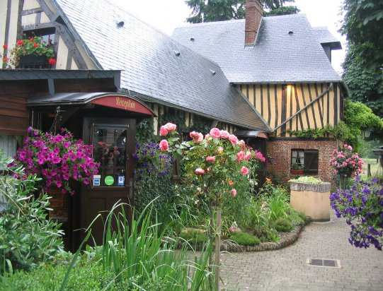 The Auberge du Val au Cesne, Logis de France,