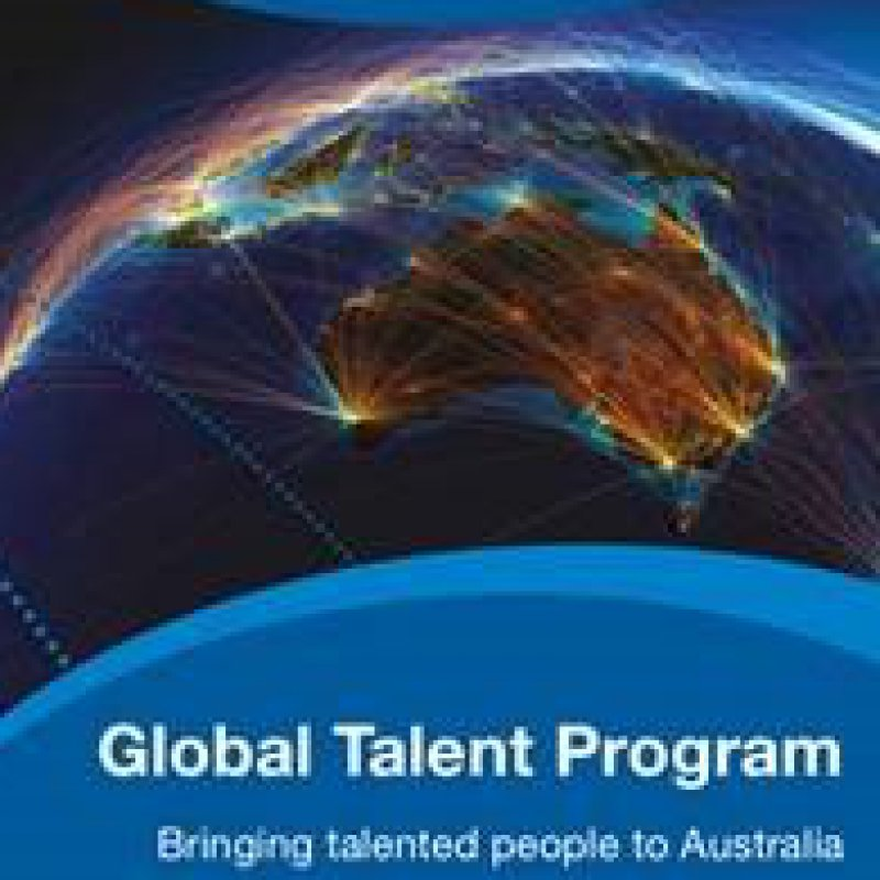 Global Talent Program - Australië/Australia
